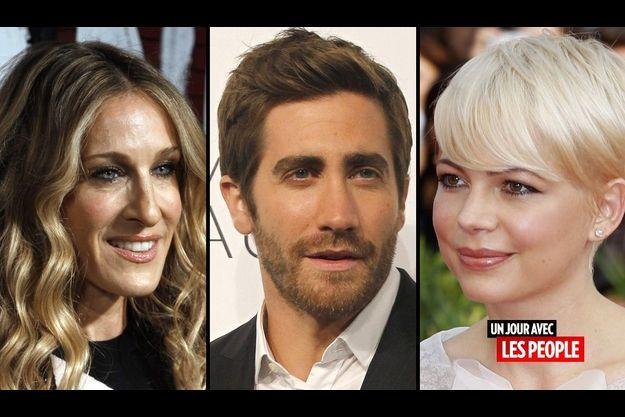 Sarah Jessica Parker, Jake Gyllenhaal et Michelle Williams