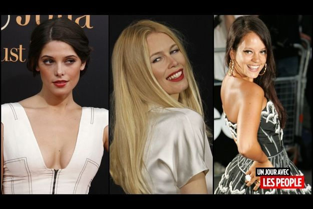 Ashley Greene, Claudia Schiffer, Lily Allen