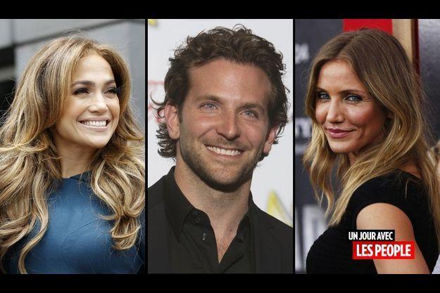 Jennifer Lopez, Bradley Cooper et Cameron Diaz