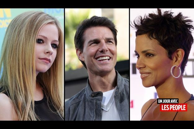 Avril Lavigne, Tom Cruise et Halle Berry