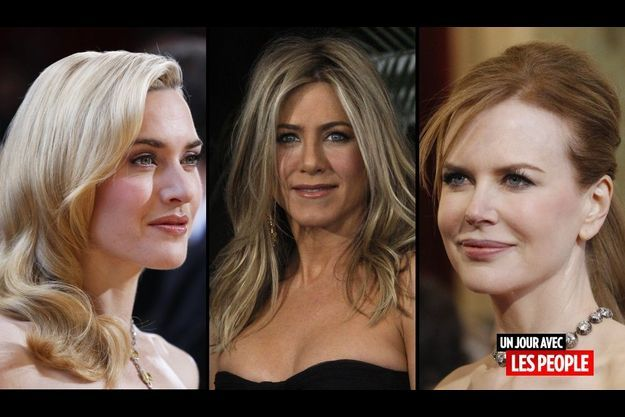 Kate Winslet, Jennifer Aniston et Nicole Kidman