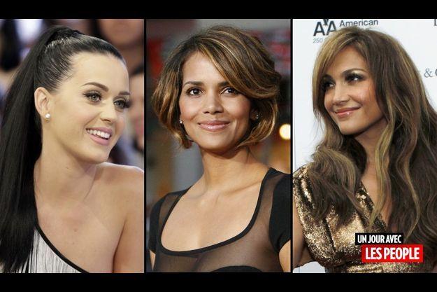Katy Perry, Halle Berry et Jennifer Lopez