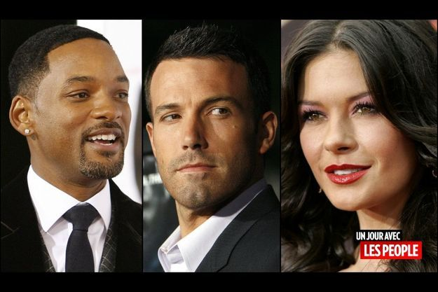 Will Smith, Ben Affleck et Catherine Zeta-Jones