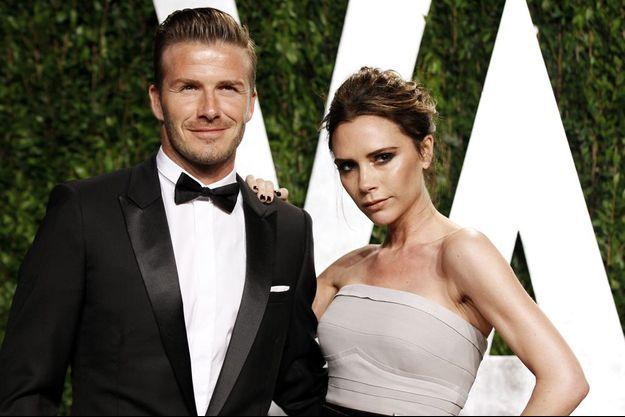 """L'épouse de David Beckham est élue """"meilleure entrepeneure britannique de l'année 2014"""""""