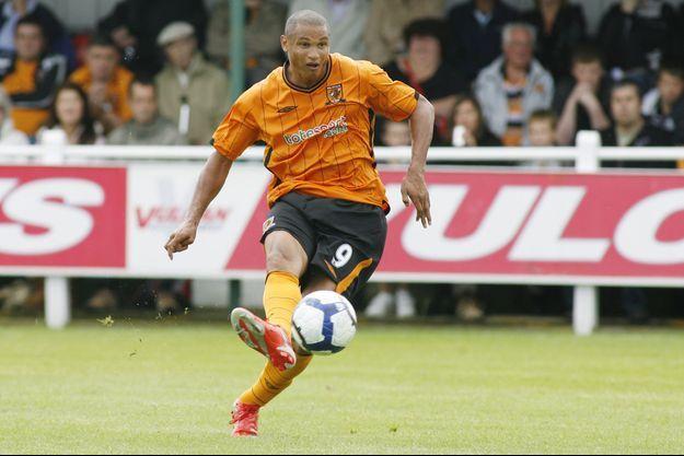 Daniel Cousin à Stoke City.
