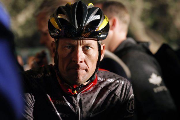 Lance Armstrong espère un jour retrouvé la compétition.