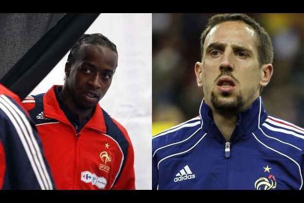 Franck Ribéry et Sydney Govou ont été entendus la semaine dernière par la brigade de répression du proxénétisme (BRP) de Paris.