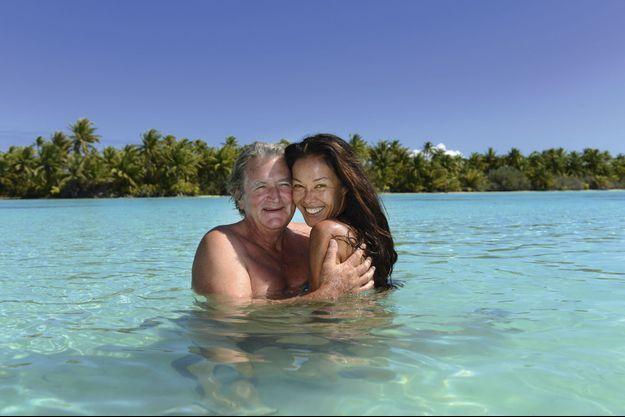 Vendredi 23 mai, escapade au lagon Vert. La veille du mariage ressemble à un voyage de noces.