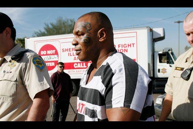 Mike Tyson a déjà eu affaire à la justice en 2007.