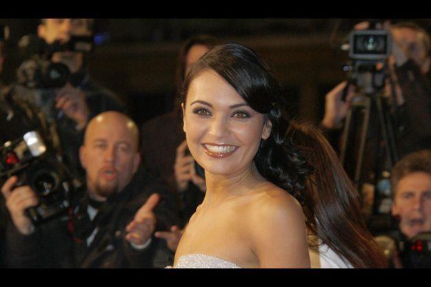 Valérie Bègue vient de donner naissance à Jazz, premier enfant du couple qu'elle forme avec Camille Lacourt.