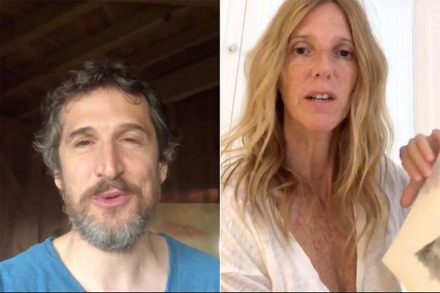 Guillaume Canet et Sandrine Kiberlain font partie des nombreuses personnalités qui prennent part à la tombola solidaire