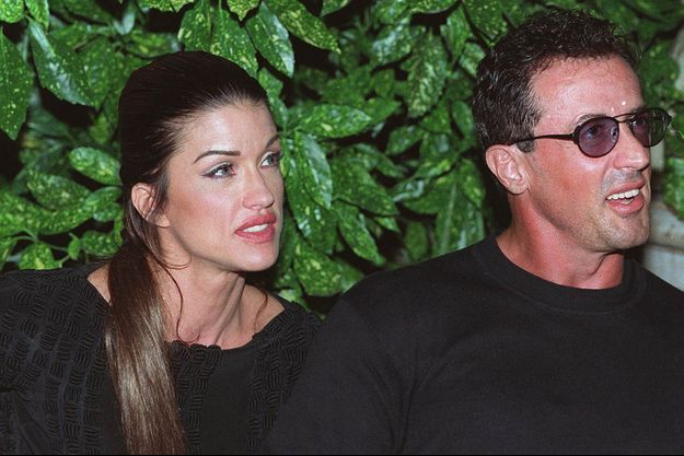 Sylvester Stallone Janice Dickinson