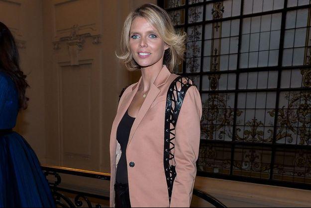 Sylvie Tellier à Paris le 23 janvier 2019.