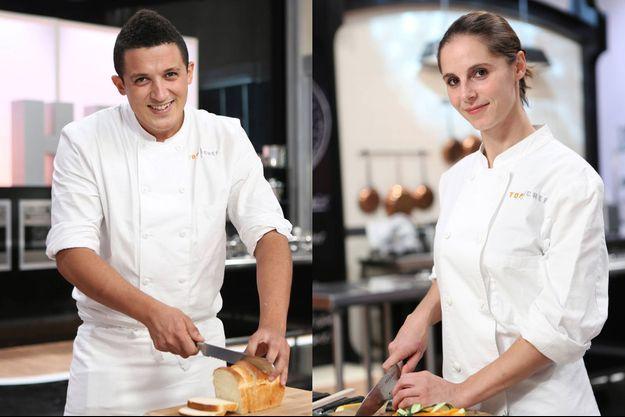 Adel et Vanessa, unis en cuisine comme à la ville.