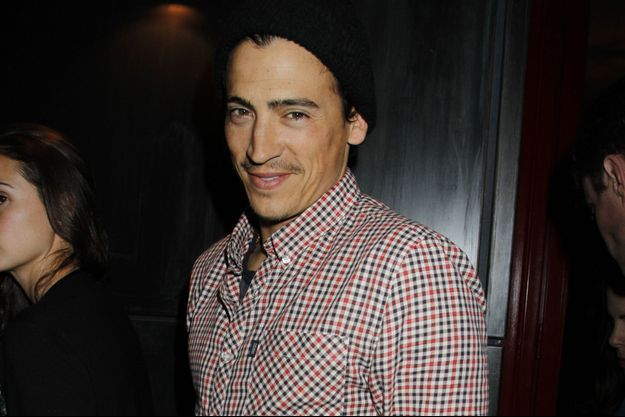 Andrew Keegan, photographié à Los Angeles en février 2012.