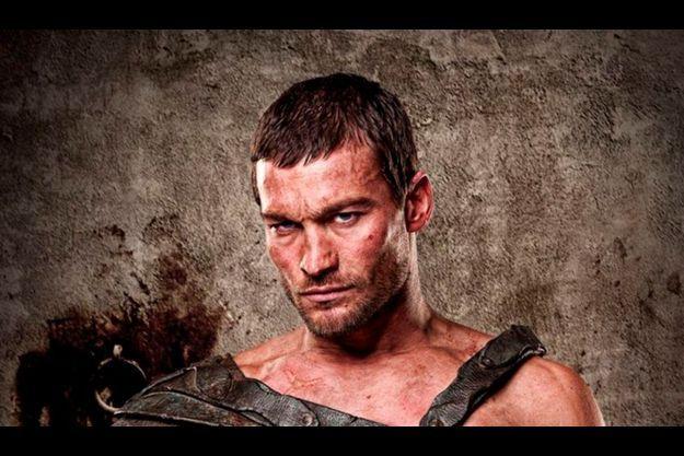 Andy Whitfield, héros de la série «Spartacus: Blood and Sand»