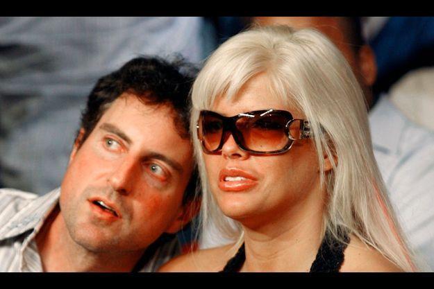 Anna Nicole Smith et Howard Stern