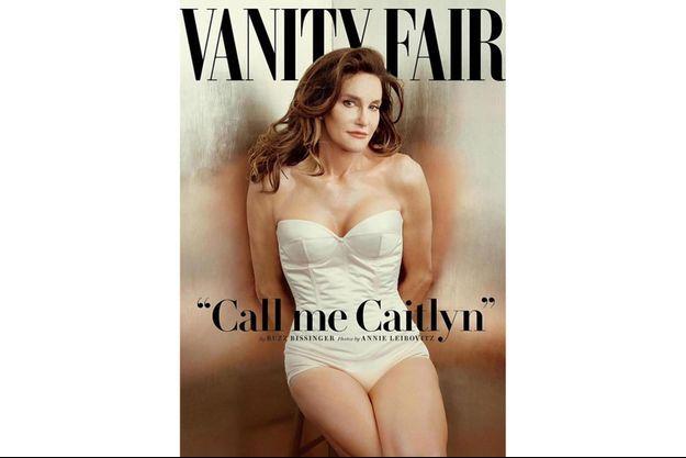 """Bruce Jenner en couverture de Vanity Fair : """"Appelez-moi Caitlyn"""""""