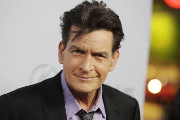 Charlie Sheen en 2013.