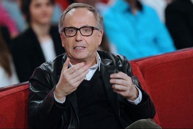 """En 2013 sur le plateau de l'émission """"Vivement Dimanche""""."""