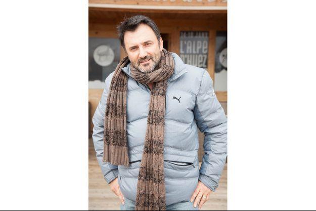 Frédéric Lopez.