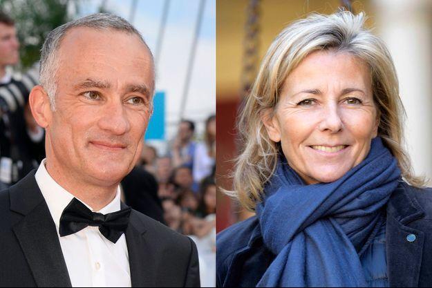 Gilles Bouleau n'a pas oublié son ancienne collègue, Claire Chazal.
