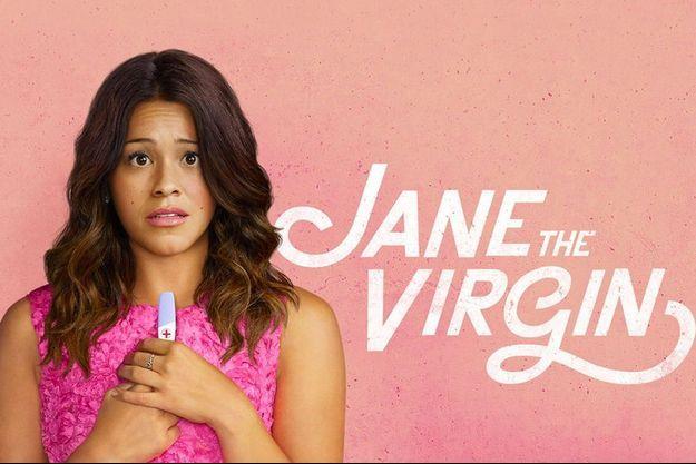 """""""Jane The Virgin"""" est diffusée dès dimanche sur la chaîne Téva."""