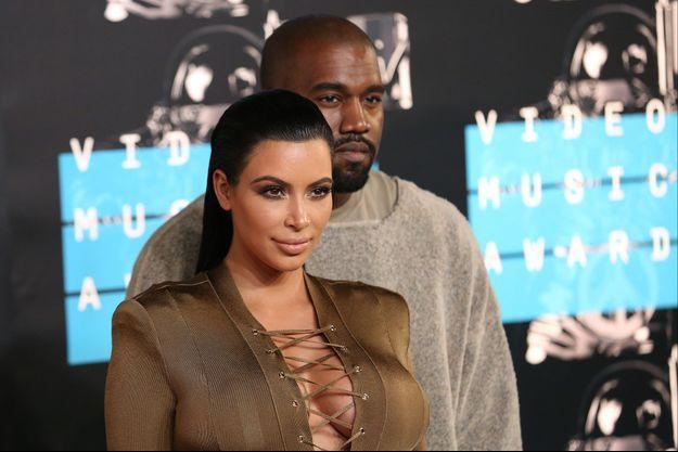 Kim Kardashian et Kanye West seront les parents d'un petit garçon en décembre.