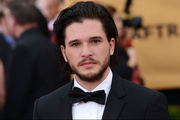 Kit Harington aux Screen Actors Guild Awards, en janvier dernier