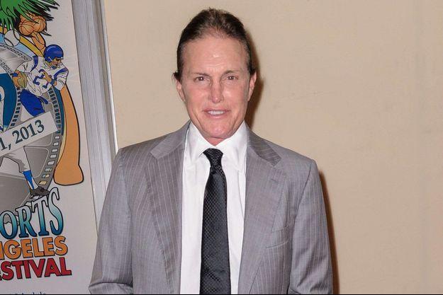 Bruce Jenner à Los Angeles, ici en novembre 2013