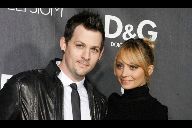 Nicole Richie et Joe Madden, heureux parents d'un petit Sparrow James Midnight