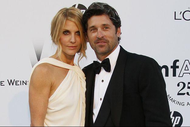 Patrick Dempsey et sa femme Jillian