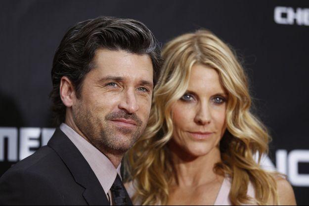 Le couple en 2011.