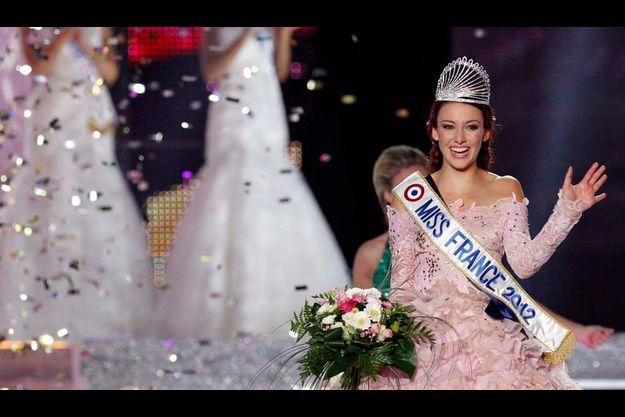 Miss France 2012, Delphine Wespiser