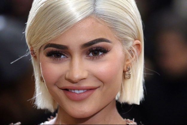 Kylie Jenner le 1er mai dernier, à New York.