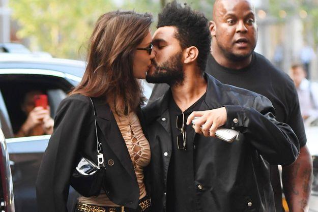 Bella Hadid et The Weeknd vont bruncher ensemble pour les 22 ans du mannequin, le 9 octobre 2018 à New York