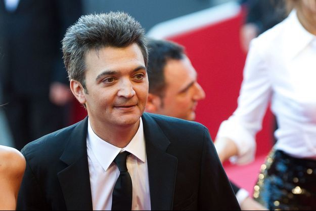 Thomas Langmann à Cannes en 2013.