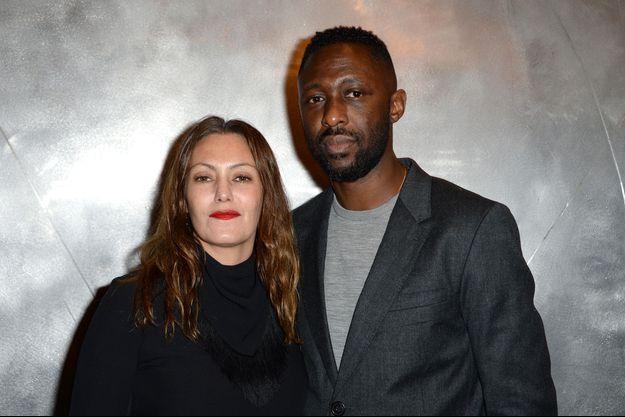 Karole Rocher et Thomas Ngijol