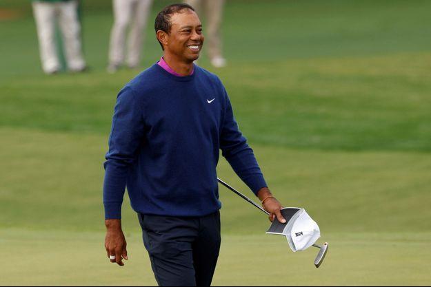 Tiger Woods le 14 novembre 2020 aux Etats-Unis.