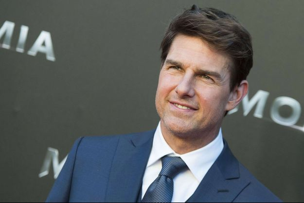 Tom Cruise à Madrid, le 29 mai 2017.