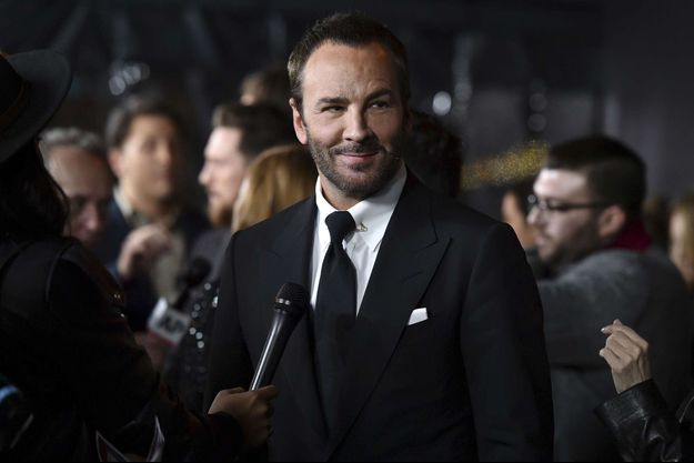 Tom Ford à Los Angeles en novembre 2016.