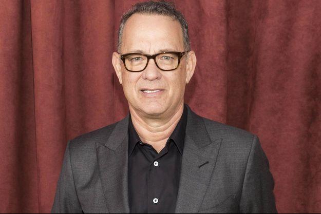 Tom Hanks le 17 novembre dernier à San Francisco.