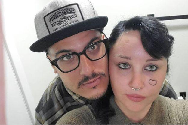 Amanda Bynes et son fiancé Paul Michael