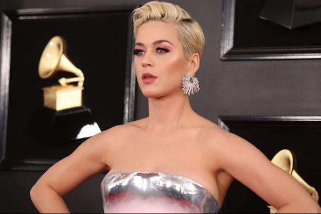 Katy Perry en février 2019.