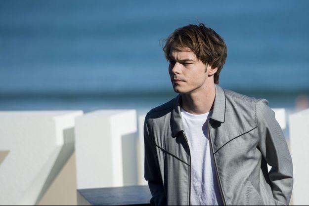 Charlie Heaton lors du 65ème Festival du Film de San Sebastian, le 27 septembre dernier.