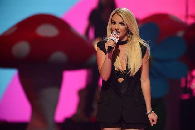 Britney Spears en 2013.