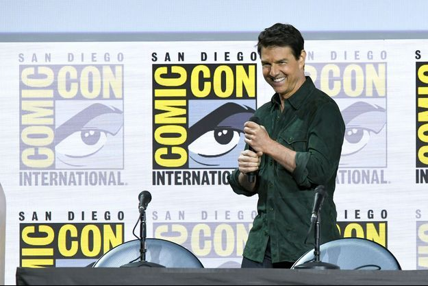 Tom Cruise au Comic-Con 2019