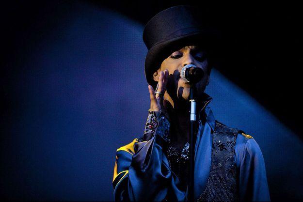 Prince en 2011.