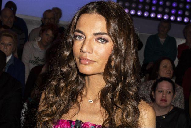 Francesca Antoniotti en 2020 sur C8.