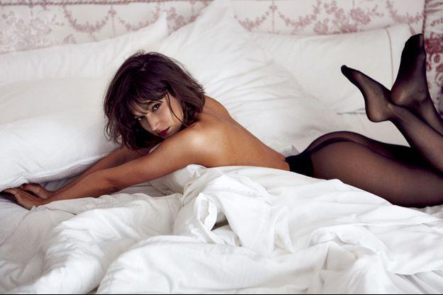 Ursula Corbero, 28 ans, dans de (très) beaux draps : bientôt une saison 3 pour «La Casa de Papel».